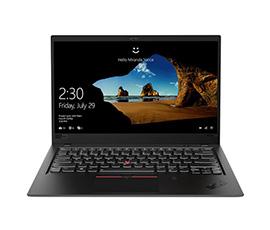 レノボ「ThinkPad X1 Carbon(2018モデル)」